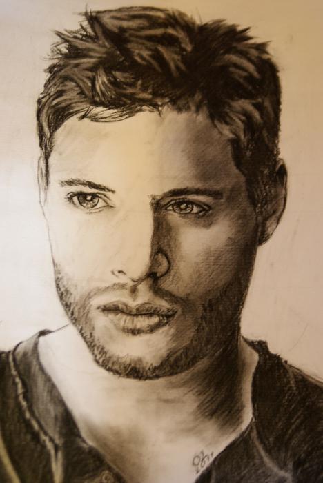 Jensen Ackles par poliphilo